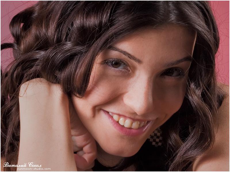Очаровательная девушка 5