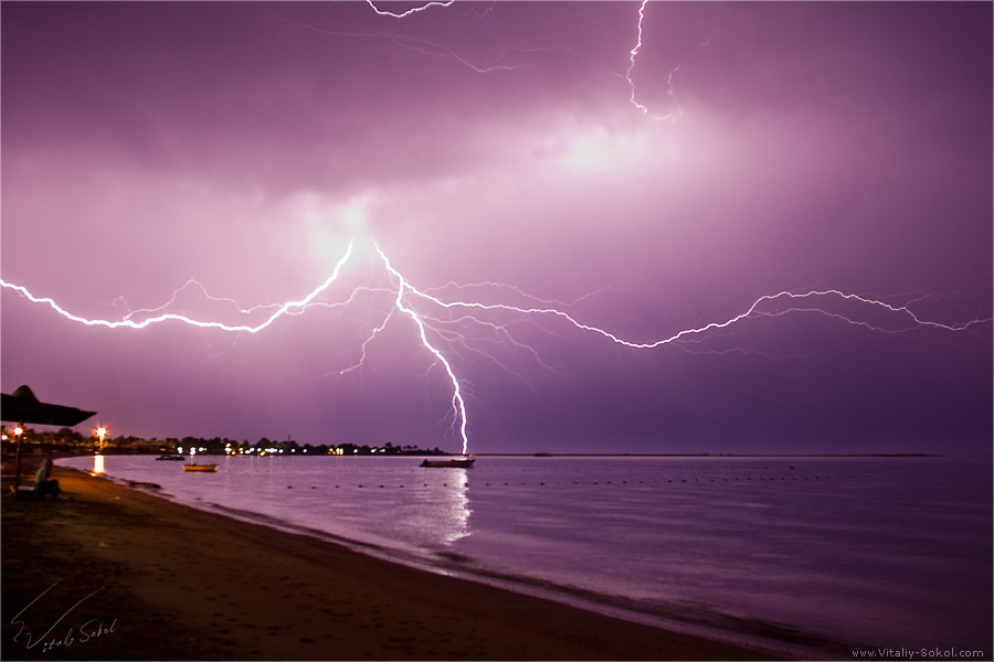 Dahab storm