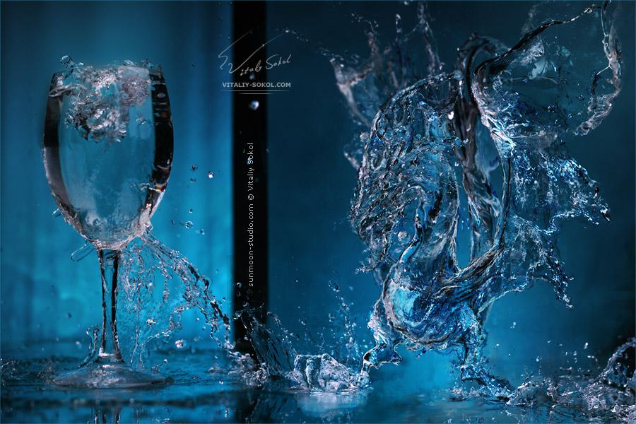 маг воды: