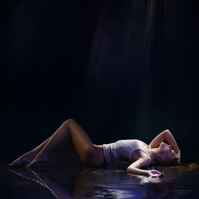 аквастудия, аквасъемка, мокрая эротика