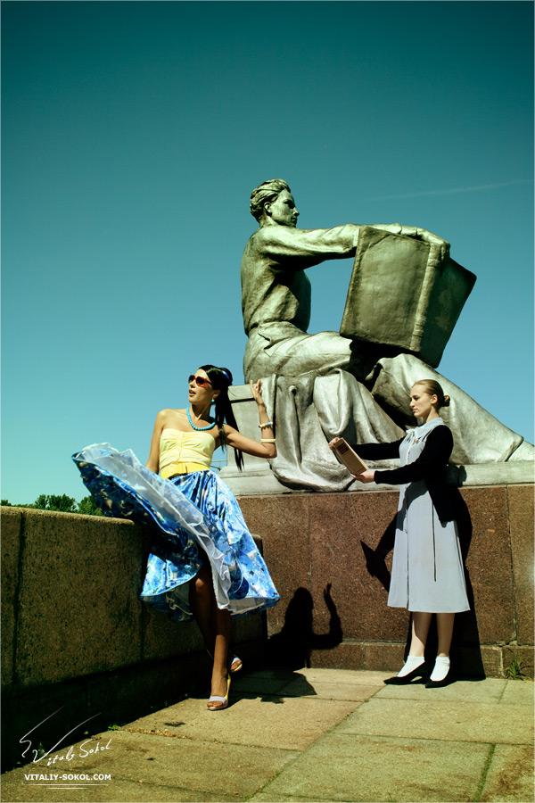 Стиляги от Виталия Сокола