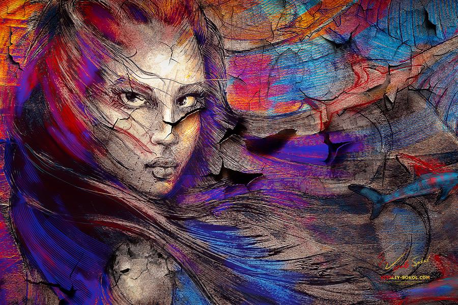 GRAFFITI by Vitaliy Sokol